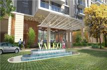 Bán căn hộ Valeo Đầm Sen, DT 95m2, 3PN, để lại NT, giá 3.350 tỷ, LH 0902541503