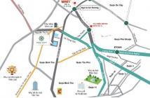 Chỉ từ 799 triệu sở hữu căn hộ Bình Tân 4 mặt tiền ngay khu đô thị mới Vĩnh Lộc