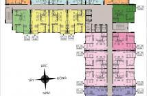 Bán căn hộ tecco đầm sen giá rẻ hơn chủ đầu tư 100tr 65,6m2 view đẹp 2pn