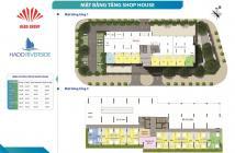 Cần chuyển nhượng Shophouse Khu Căn Hộ Hà Đô Riverside. DT 90 m2. Giá 3,2 tỷ