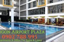 Sài Gòn Airport Plaza_Sở hữu ngay CH 3PN, nội thất mới 95%, view sân bay chỉ 5 tỷ. Hotline PKD 0902 788 995