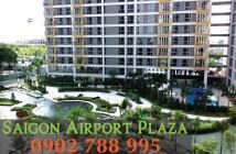 Saigon Airport Plaza_ bán gấp CH 1PN giá cực tốt, nội thất mới, view sân bay. Hotline PKD 0902 788 995 xem nhà ngay