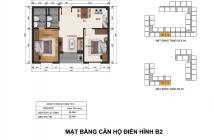 Bán căn hộ Fresca thủ Đức giá 1 tỷ 570. 60m2, 2PN.