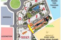 Cần bán căn hộ The Palace Residence, 1+1PN, tầng cao giá tốt chỉ 3.420 tỷ