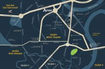 Chính chủ kẹt tiền cần bán căn Ascent Plaza 2 phòng ngủ 72.27m2 hướng Đông chênh lệch 120 triệu