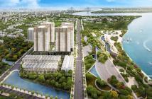 Chinh chủ cần bán lại căn hộ view hồ bơi 1PN-1WC giá tốt nhất dự án Q7 Riverside 1,7 tỷ/căn 0909010669