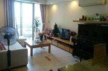 Cho thuê căn hộ Sông Đà Q3.110m,3pn,đầy đủ nội thất,tầng cao thoáng mát.vị trí mặt tiền đường Kỳ Đồng,giá 19tr/th Lh 0944317678