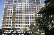 Bán căn hộ 2pn Saigon Airport Plaza 95m2, view sân vườn, 4 tỉ 50 triệu. LH 0902.352.045