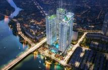 Cần bán căn hộ 2PN 98m2 dự án Sunwah Pearl, căn góc view Bitexco, 6,5 tỷ bao hết. LH 0903.423.229