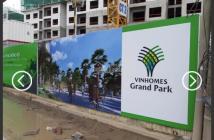 Mở bán Vinhomes Grand Park Q9-Đại đô thị lớn nhất TPHCM 30tr/m2.