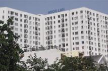 Cho thuê căn hộ chung cư Ngọc Lan Q7.55m,1pn,đầy đủ nội thất,tầng cao thoáng mát,phía dưới chung cư có hồ bơi,trường mầm non,giá 7...
