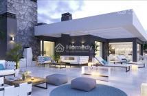 Chỉ 1 căn duy nhất penthouse sân vườn chung cư The Everrich Infinity, 410m2, liền kề quận 1