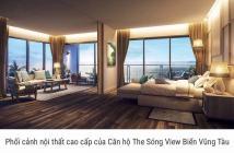 Bán căn hộ nghỉ dưỡng 5 sao đầu tiên, Bãi Sau Thùy Vân, T.Toán chỉ 50% cho đến khi nhận nhà.