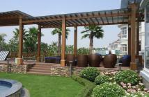 Biệt thự Chateau Phú Mỹ Hưng Quận 7, DT đất 770m giá bán 150 tỷ nhà đẹp long lanh sân vườn rộng.