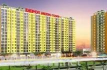 Căn Hộ Depot Metro tham Lương,tầng 12, 70m2, 1,87ty