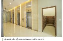Cho thuê gấp văn phòng Masteri An Phú 38m2 chỉ 13tr/ tháng, view thoáng có bacolny LH 0903691096