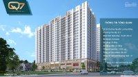 CĐT hưng Thịnh mở bán căn hộ Quận 7  mặt tiền đưỡng Nguyễn Lương Bằng giá chỉ từ 39tr/m2, 18 tháng nhận nhà