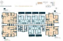 Cần bán CH Sky Mansion, 4PN, 239m2, view sông SG & hồ bơi. LH 0938 024 147