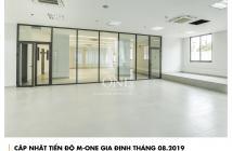 Cần bán căn hộ M-One Gia Định 2PN, 2WC diện tích 69.3m2 hướng Đông Bắc (căn số 6) giá 2.8 tỷ