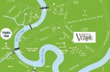 Giá gốc từ CĐT Vista Verde, căn hộ 1BR, tầng cao, view Tây Bắc. Hotline: 0909.421.566