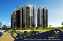 Sunshine City Tây Hồ giá cực tốt, rẻ hơn CĐT tới 500tr, nội thất dát vàng. LH: 09868.57.358