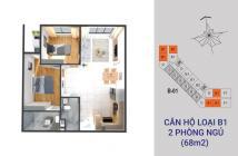 Mở bán Block B1 dự án Green Town Bình Tân, giá chỉ từ 1 tỷ 65, 2PN, trả trước 300 triệu sở hữu ngay