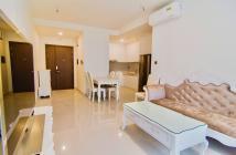 Cần bán 2 phòng ngủ Saigon Royal Quận 4, diện tích 81m2, giá bán 5.6 tỷ, nhà có nội thất