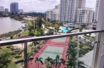 Bán gấp căn hộ 3PN Riverside Residence PMH, DT 146m2 full NT, HĐ thuê 39tr, bán 6.8 ty-0909 86 5538