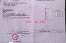 Đất Thổ Cư Bình Chánh, DT 106m2, Sổ Hồng Riêng, Cần Bán Gấp 800tr
