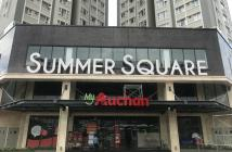 Bán gấp Căn hộ Summer Square quận 6 đã có sổ hồng full nội thất 2.4ty