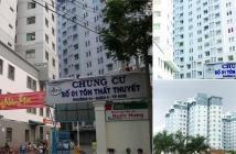 Cho thuê căn hộ chung cư Tôn Thất Thuyết Q4.65m,2pn,có nội thất đầy đủ,tầng cao thoáng mát,vị trí đường tôn thất thuyết,giá 9.5tr/...