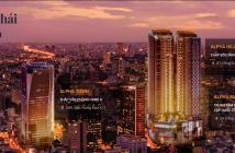 Nhận booking có hoàn trả căn hộ cao cấp biến hình Alpha Hill