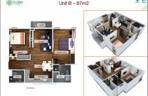 Cần bán Căn hộ 2 Phòng ngủ Chung Cư FLORA Anh Đào số 619 Đỗ Xuân Hợp, P. Phước Long B, Q9