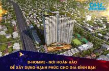 Bán căn hộ D-HOMME mặt tiền đường Hồng Bàng trung tâm quận 6