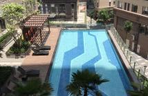 Chính chủ cần bán nhanh căn hộ 1PN +1 Sài Gòn Royal Bến Vân Đồn Quận 4.