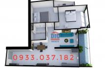 Bán căn hộ Vũng Tàu Gateway 2 phòng ngủ LH 0933037182