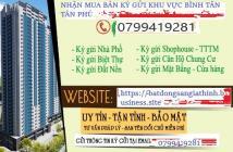 Bán gấp căn góc chung cư Sơn Kỳ, thang bộ lầu 2 quận Tân Phú, DT 80m2, giá 1.9 tỷ, LH 0799419281