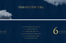 Grand central  nằm trên đường Nam kỳ Khởi Nghĩa, sở hữu vĩnh viễn.