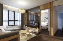 Bán căn hộ liền kề Q1 ngay chân cầu chữ Y, 2 phòng ngủ, 2WC giá 2 tỷ. Nhận nhà T12/2019