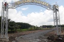HOT HOT HOT Sài Gòn Star City 1 tỷ 1 nền, Cam kết mua lại với lãi suất 10%. -0961.807.027