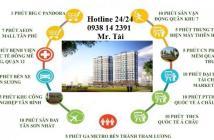 Chính chủ bán căn hộ ở liền Đông Hưng 1 sổ hồng riêng 73m2 tầng 11 căn góc 2 view