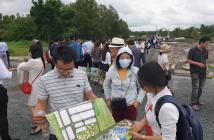 Đất nền biệt thự vườn thị trấn Củ Chi-Tp HCM đối diện Sư Đoàn 9.