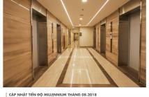 Office cao cấp Millennium, mặt tiền Bến Vân Đồn, Quận 4.