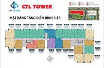 Nhận giữ chỗ 3 tầng cuối cùng dự án CTL Tower Tham Lương. PKD: 0932.938.356