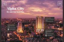Mở bán căn hộ Alpha Hill – TT 20% nhận nhà, cam kết thuê 1,7 tỷ/năm