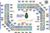 Chính chủ bán căn 03 The Emerald Mỹ Đình, 4 PN,DT: 132.3m2 Giá 4 tỷ. 0975661266