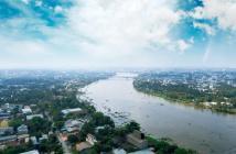 Đầu tư nhà ngay chợ - View sông SG thanh toán chỉ 300tr SHR lâu dài