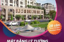 Chính thức nhận booking 28 căn SHOPHOUSE trên đảo Ngọc SWANBAY, mặt tiền 60M view hồ cảnh quan