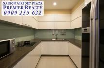 SAIGON AIRPORT PLAZA bán căn hộ 3PN diện tích 125m2, nội thất cơ bản. Hotline: 0909 255 622