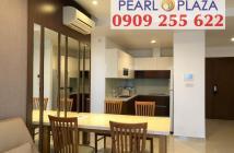 Chính chủ cần bán gấp căn hộ Pearl Plaza 2PN 92m2 view sông đã có sổ hồng. Vui lòng liên hệ 0909 255 622